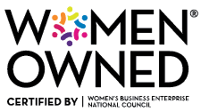 Women Owned Certified by women's business enterprise national council